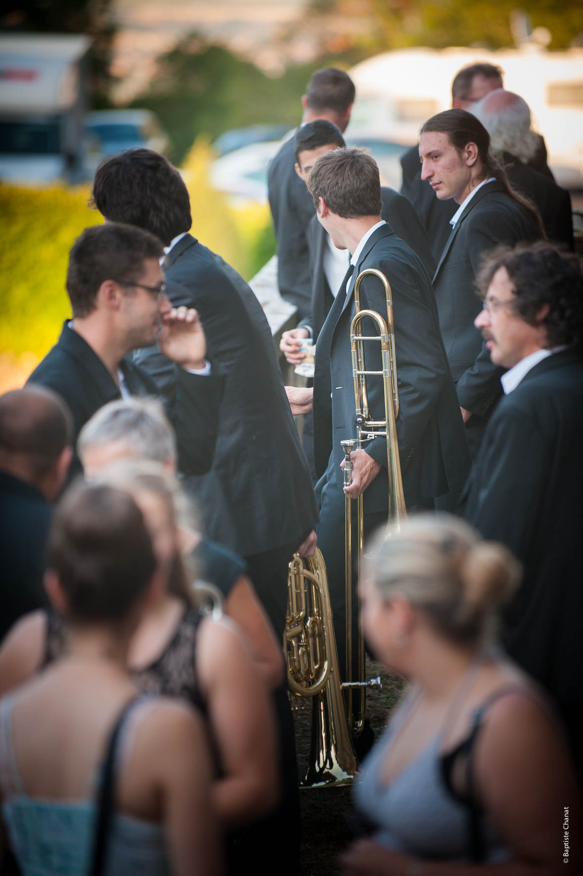 Brass Band Arverne - Photo : Baptiste Chanat